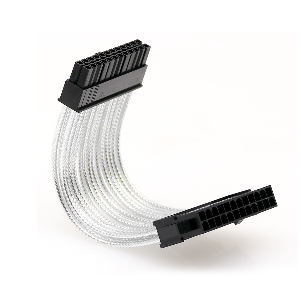 LODFIBER 8pin to 6pin Power Cable for Mazxs PSU and NVIDIA Grid K1 GPU 50cm