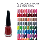 2020 New Nail Polish Colorful matte top coat pull off china glaze nail polishes