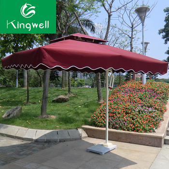 Rectangular Side Cantilever Umbrella