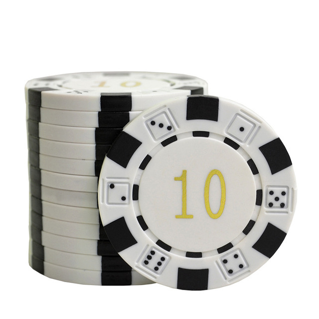 Jeton Games Goedkope 11.5 g/stks ABS Texas Fichas Casino Black Jack Pokersatr Metalen Munten Poker Chips