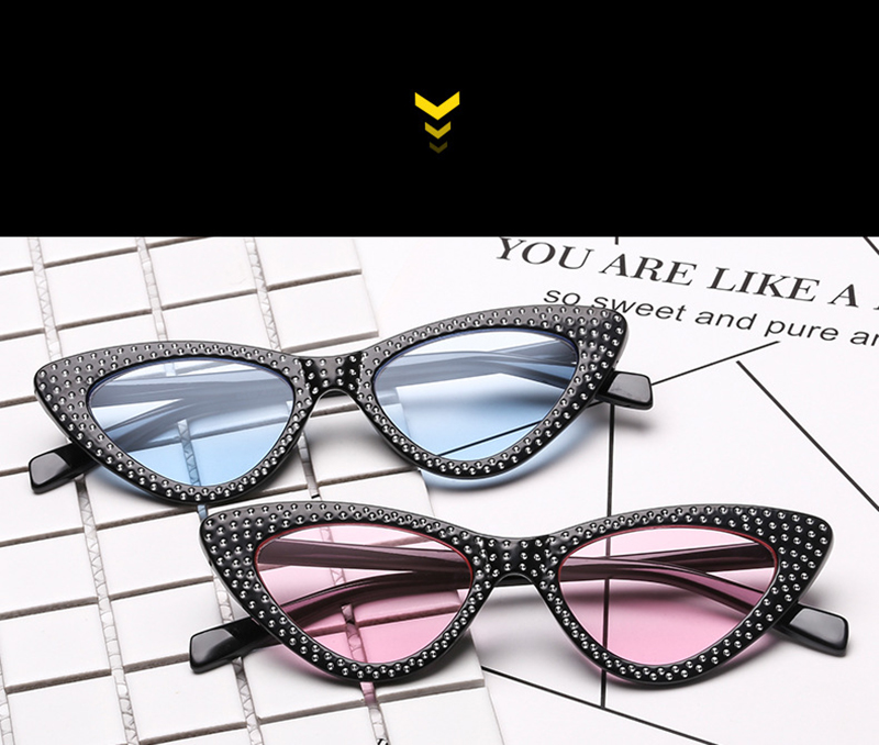 Fuqian Latest oversized designer sunglasses customized for lady-5
