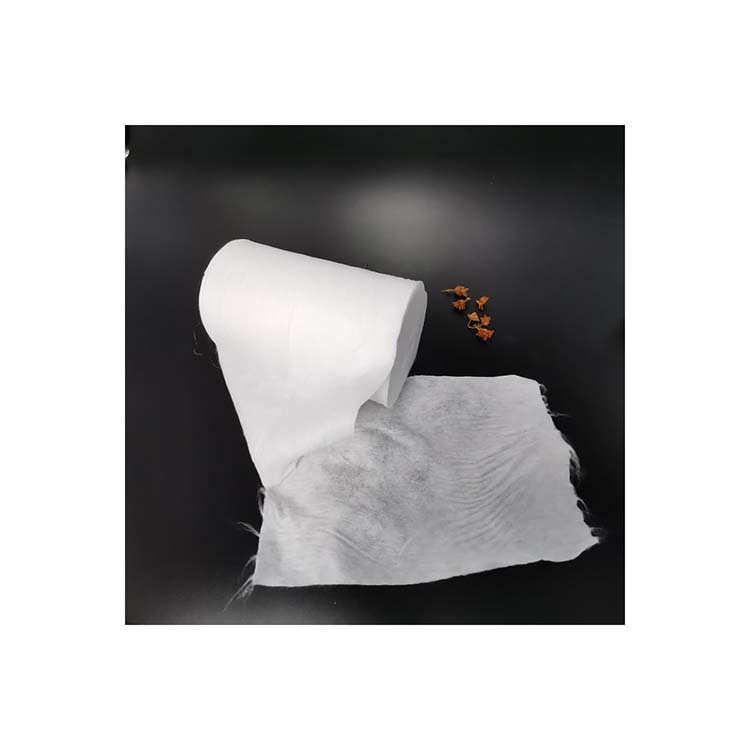 Disposable Non-woven Face Cleaning Wipes Facial Tissue Kitchen Table Rolls