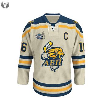 custom ice hockey jersey designer