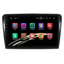 "Idoing 10.2 ""2,5 D Auto Android 9,0 Multimedia Player Für Skoda Superb 2008-2014 4G + 64G GPS Navigation Zubehör Limousine Keine <span class=keywords><strong>dvd</strong></span> 2din"