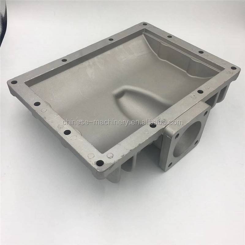 China ISO Manufacturer OEM Service High Precision Pressure Casting Parts A380 Aluminum Die Casting