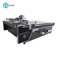 Automatic CNC packing box intelligent cutting machine for corrugated board