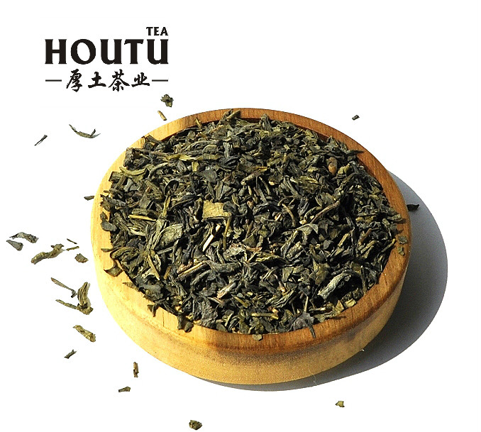 China Green Tea the vert de chine box bag packing Chunmee 9366 Loose Tea Style Product - 4uTea | 4uTea.com