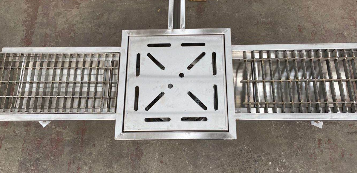 Hot Sale Stainless Steel Drainage System for Food Industry