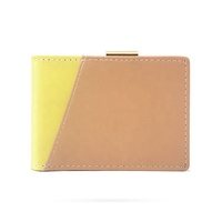 Portable fashion personal cover style pu leather high quality long ladies wallet