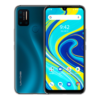 UMIDIGI A7 Pro Mobile Phone 4g Octa Core 6.3' FHD+ Waterdrop 16MP Triple Camera 4150mAh 4GB RAM Cellphone Android Smartphone 4g