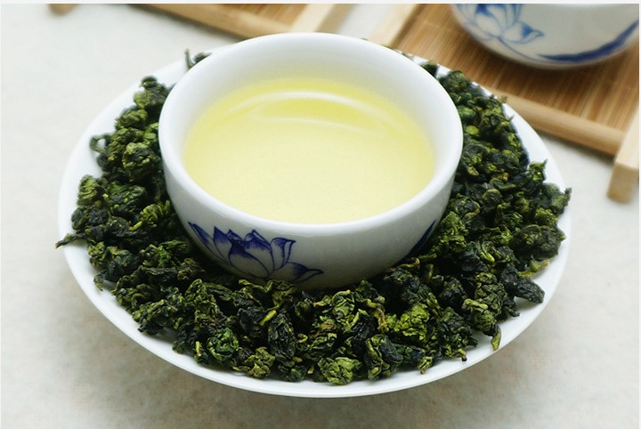 Chinese tea milk oolong tieguanyin oolong tea - 4uTea   4uTea.com