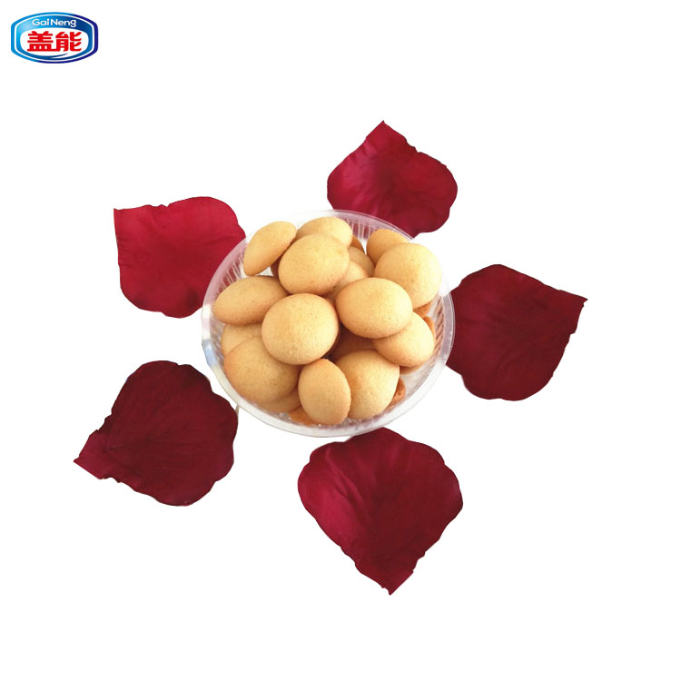 Delicious Small Egg Biscuits Crackers Mini Cookies