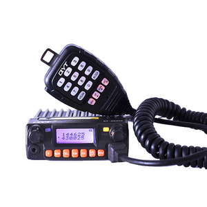 0.5m 1.5m 2m 25W Ham Mobile Radio Transceiver Long Range Communication Car Radio
