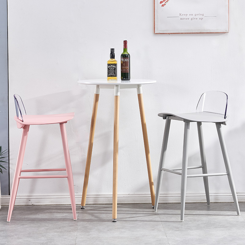 Bar Stool Red Set Nordic Furniture Cheap Supplier Plastic Outdoor Metal  High Kitchen Counter Chair Modern Bar Stool With Back - Buy Bar Stool,Bar  ...