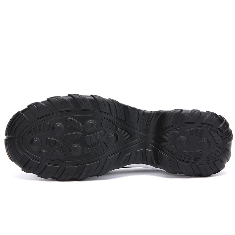Custom sneaker manufacturers Slip On Breathe Mesh Walking Shoes Women Fashion Sneakers Comfort Wedge Platform Loafers footwear