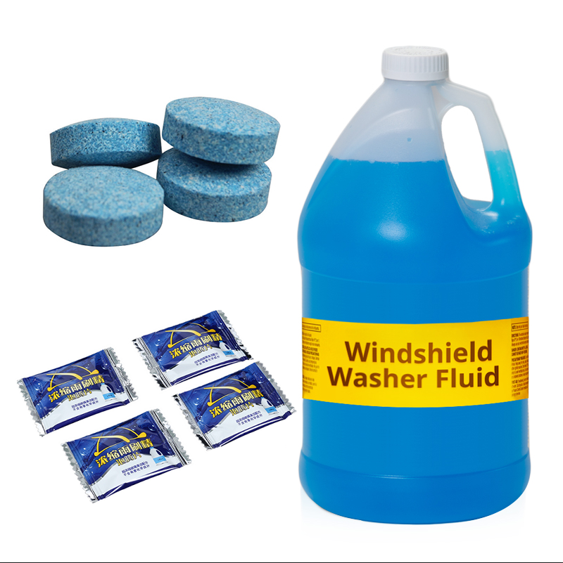 Auto Glass Cleaner Car Windshield Wash Cleaning Tablet Auto Windshield Cleaner