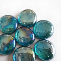 Decorative Coloured Glass Chippings Gems