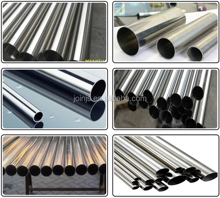 hot selling hot tube 304 stainless steel pipe