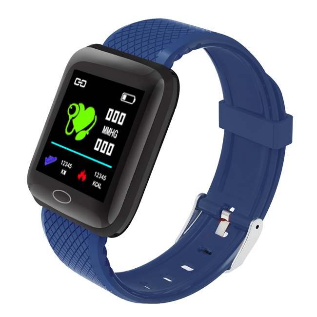 New Electronic Product 116 Plus OEM Android Smart Watch 2020 Popular Mens Women Sports Bracelets Wrist Watch Fitness Smart Band