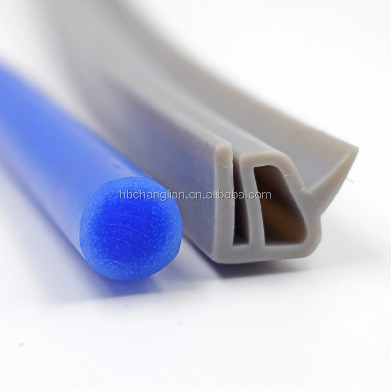 PVC rubber edging seal product
