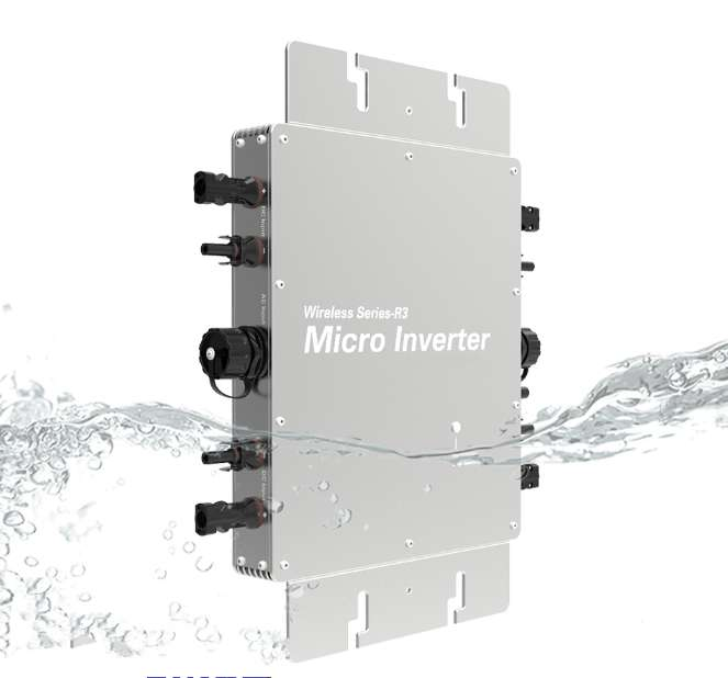 Professional 1400w microinverters solar panels with CE certificate