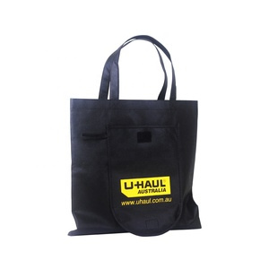 Environment Friendly Cheap Price Grocery Shopping Non Woven Foldable Reusable Shoping Bags