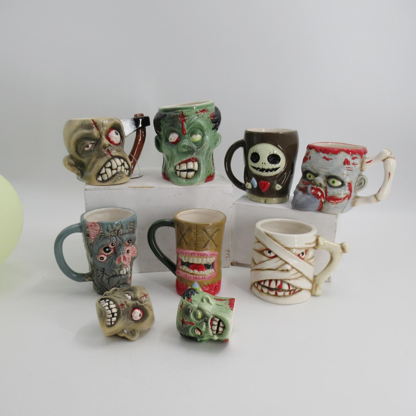Wholesale Custom Porcelain coffee Mugs Cups Plain White sublimation Ceramic Mugs Blank Promotional Gift Coffee Ceramic Mugs
