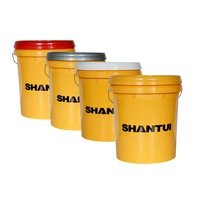 Shantui brand Diesel Engine Oil lubricants for construction machinery