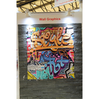 Carton [ Pvc Printing Vinyl For Outdoors ] Factory Price Polymeric Pvc Wall Graphics Printing Vinyl For Advertising Outdoors
