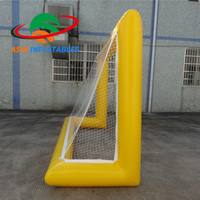 Fun Goals Water Polo/Soccer Game Floating Swimming Pool Toy