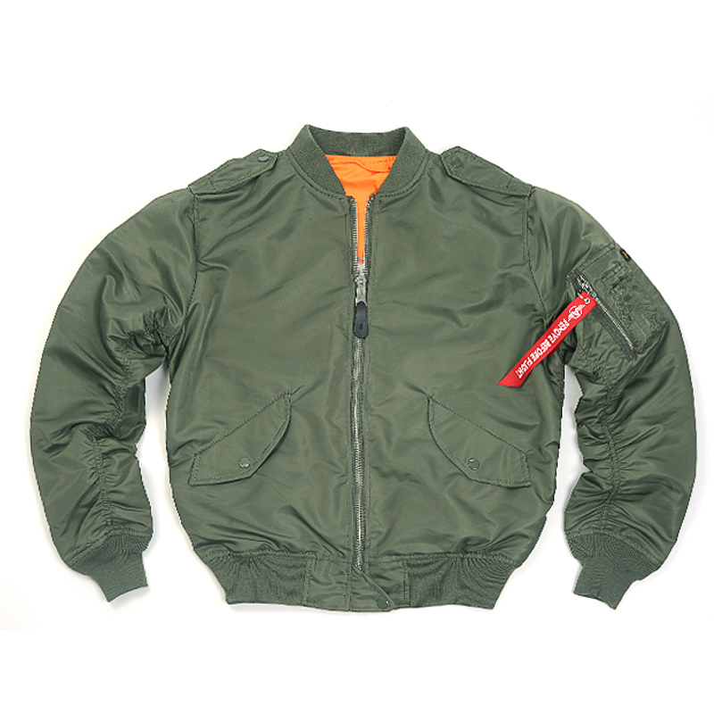 Wholesale custom 2019 newest bomber jaket with <strong>military</strong> <strong>style</strong> <strong>jacket</strong> for man
