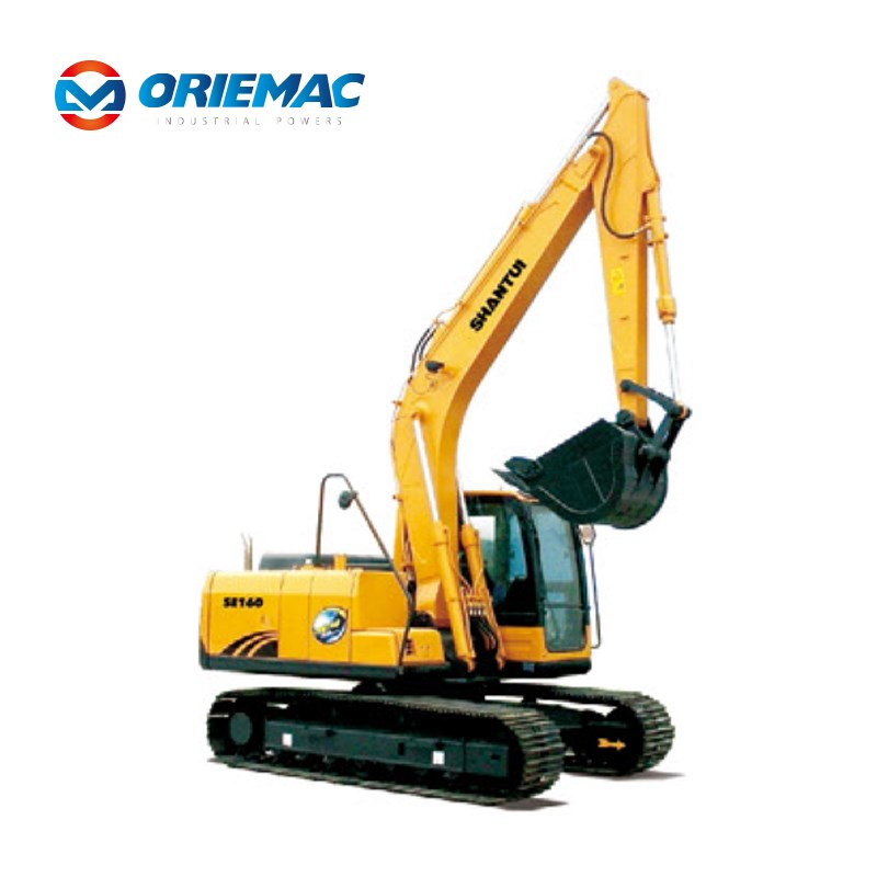 SE210W China high quality 21ton SHANTUI Excavator Price for Sale