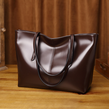 Cheap women leather branded ladies shoulder fancy big hand bags