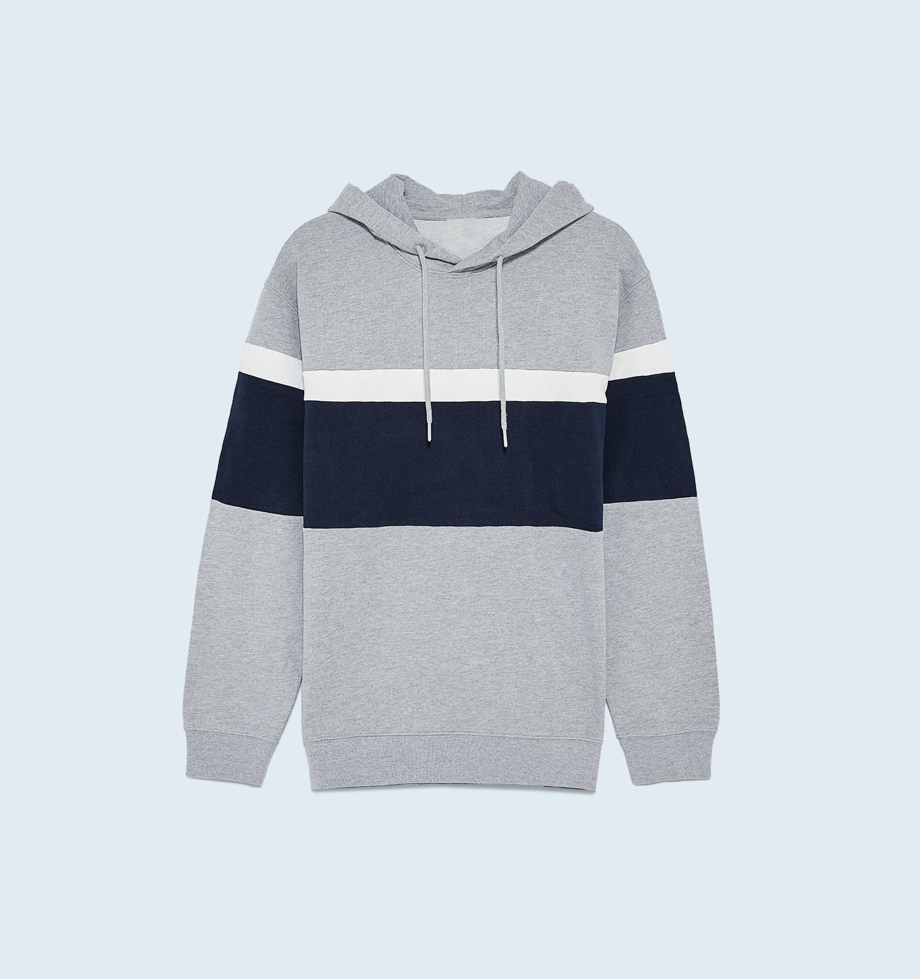 2020New Wholesale custom fashion design men's hoodies loose rib hoodie casual men's hoodie