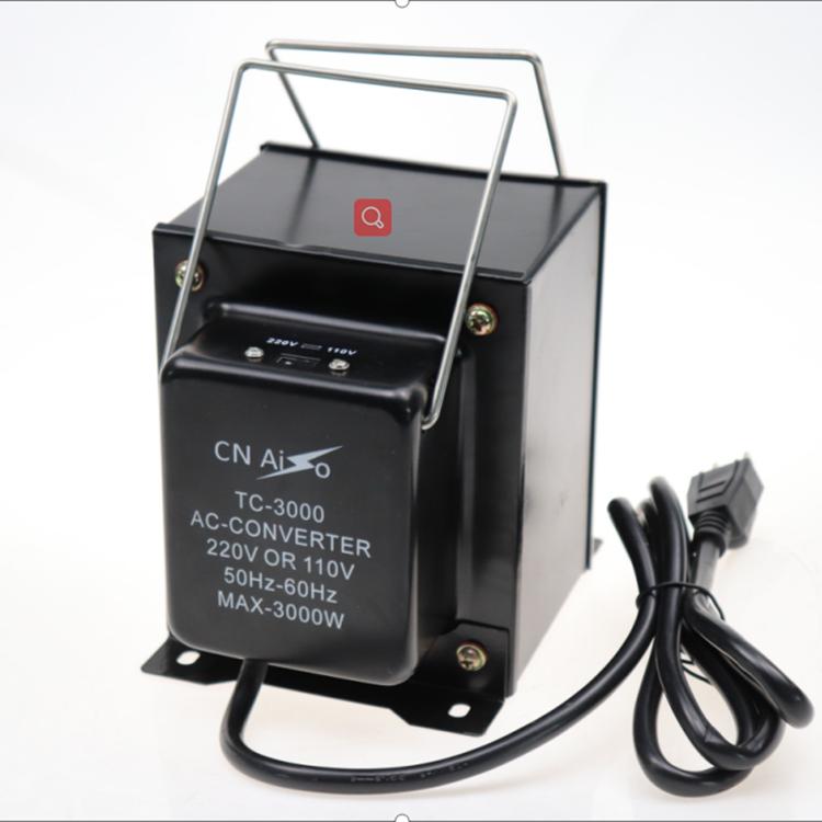 240V 100W 120V /à 220V prise standard CN Convertisseur de tension /él/évateur//abaisseur de tension Transformateur 110V