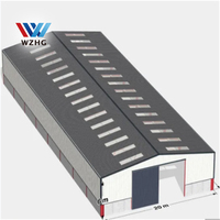 Poultry Farm Structures Sandwich Panels Price Garage Buildings