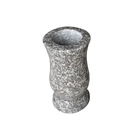Graphic Customization [ Tombstone Vase ] Tombstone G664 Bainbrook Brown G664 Granite Monuments Granite Tombstone Vase