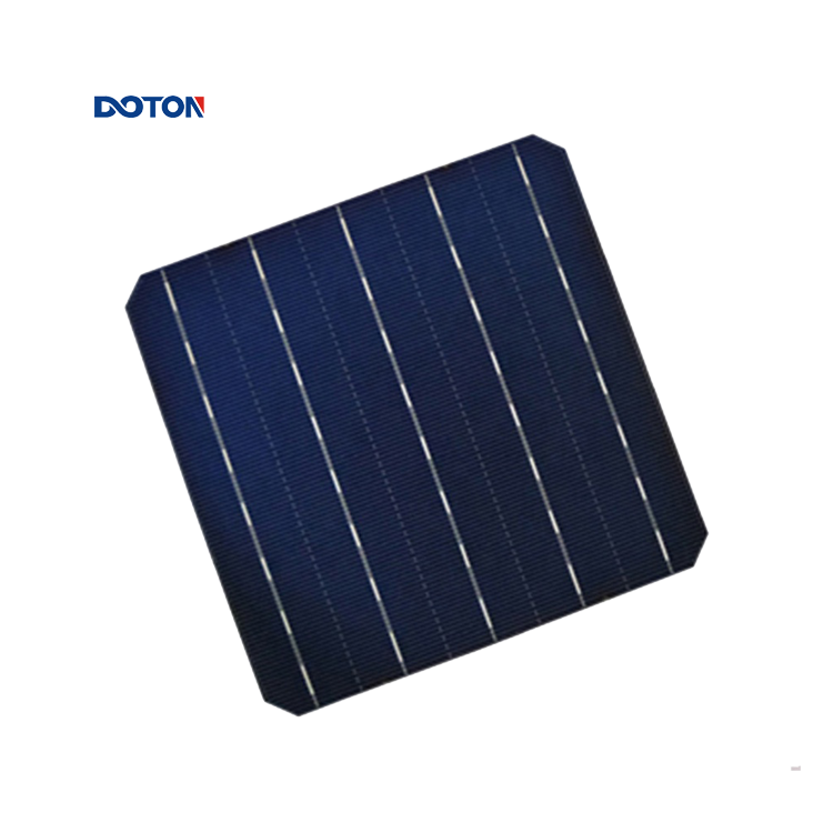 DOTON 5BB Monocrystalline Solar Cell Module 6X6 Solar Cell 156 158 166 Small Solar Panel Diy Solar Cells 10W 5V Solar Panel
