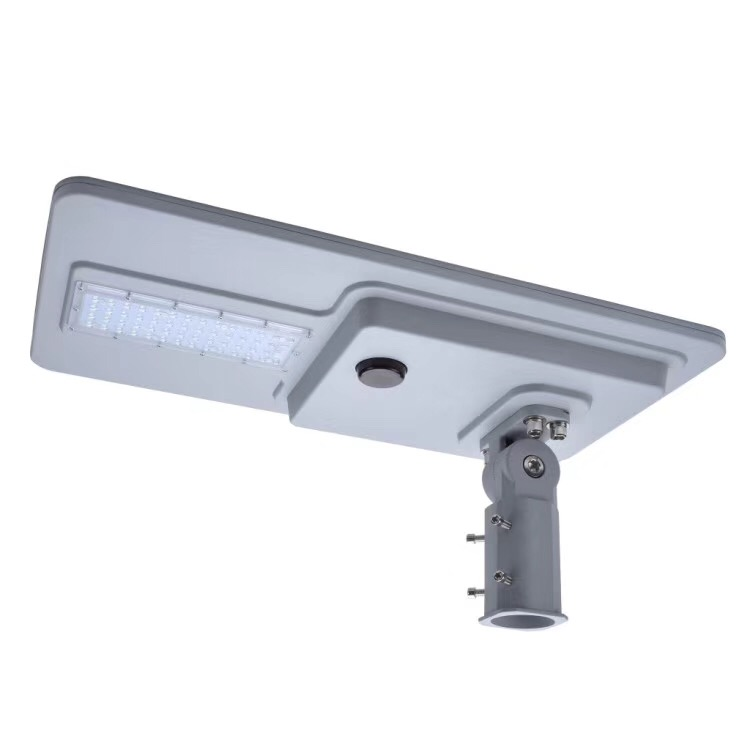 Hot sale smart motion sensor outdoor waterproof IP65 integrated all in one led solar street light