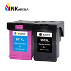 INKARENA OfficeJet J4524 J4540 J4550 J4580 J4624 J4660 4680 Printer For HP 901 Ink Cartridge Chip Reset