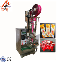 cream/jam liquid satchet packaging machine