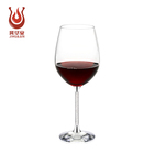 Christmas Wedding gift wine and champagne glasses with silver stem Chinese supplier