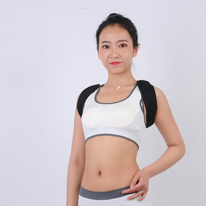 Adjustable neoprene brace posture corrector to correct posture medical posture corrector