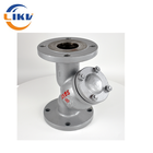 industrial ductile iron flange type y strainers for water