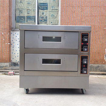 Factory Price Multifunctional Rational Roast Chicken Deck Oven Stone for Sale in Nigeria