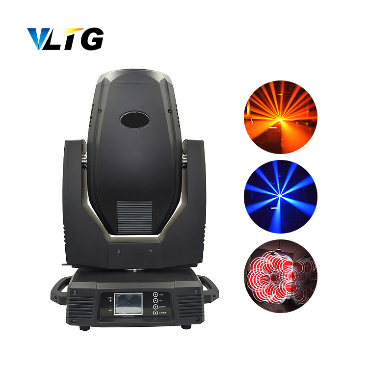 Factory theatre wedding stage 17R 350w follow spot light Professional High Brightness Stage Light DMX LED Follow Spot 350W