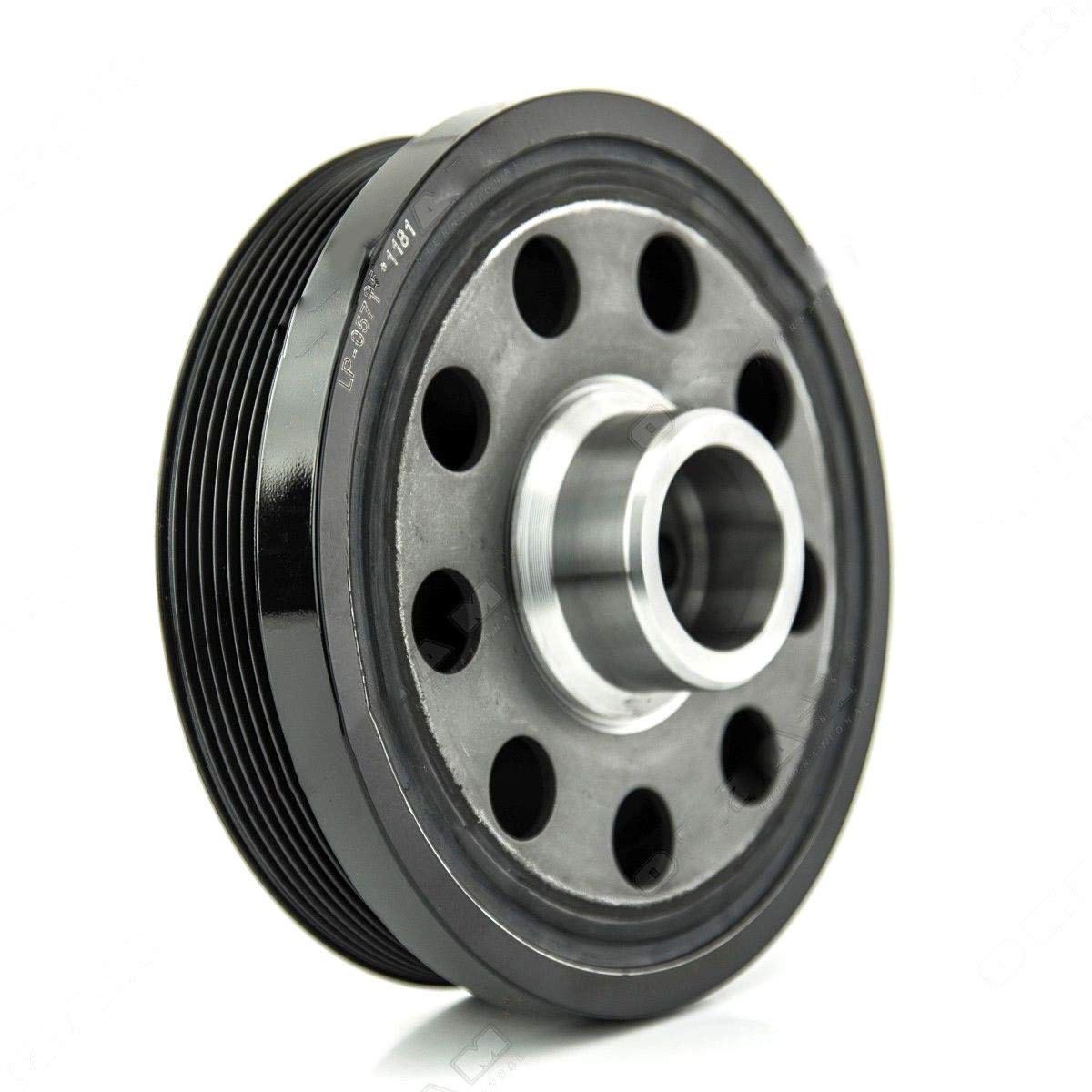 Crank Shaft Pulley FOR BMW F10 10-/>14 520d 2.0 Saloon Diesel N47D20C 184bhp