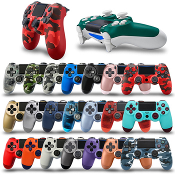 Best price PS4 Controller Wireless V2 Bluetooth Controle Arcade 4 Wireless Controller PS4 Joystick Console