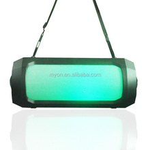 Tahan Air Bazooka Speaker untuk Outdoor Pesta Player BOOMBOX Bluetooth Speaker dengan LED Light Wireless Portable <span class=keywords><strong>Audio</strong></span>