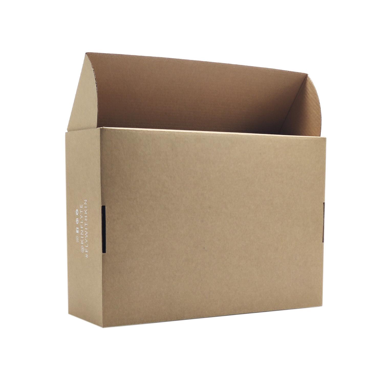 product-Mingyi Printing-Custom corrugate car board brown kraft corrugated mailer box custom-img-1